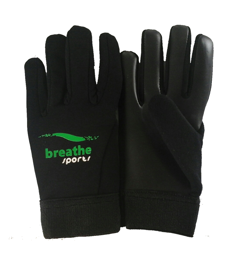 Adult Gloves - (Black)