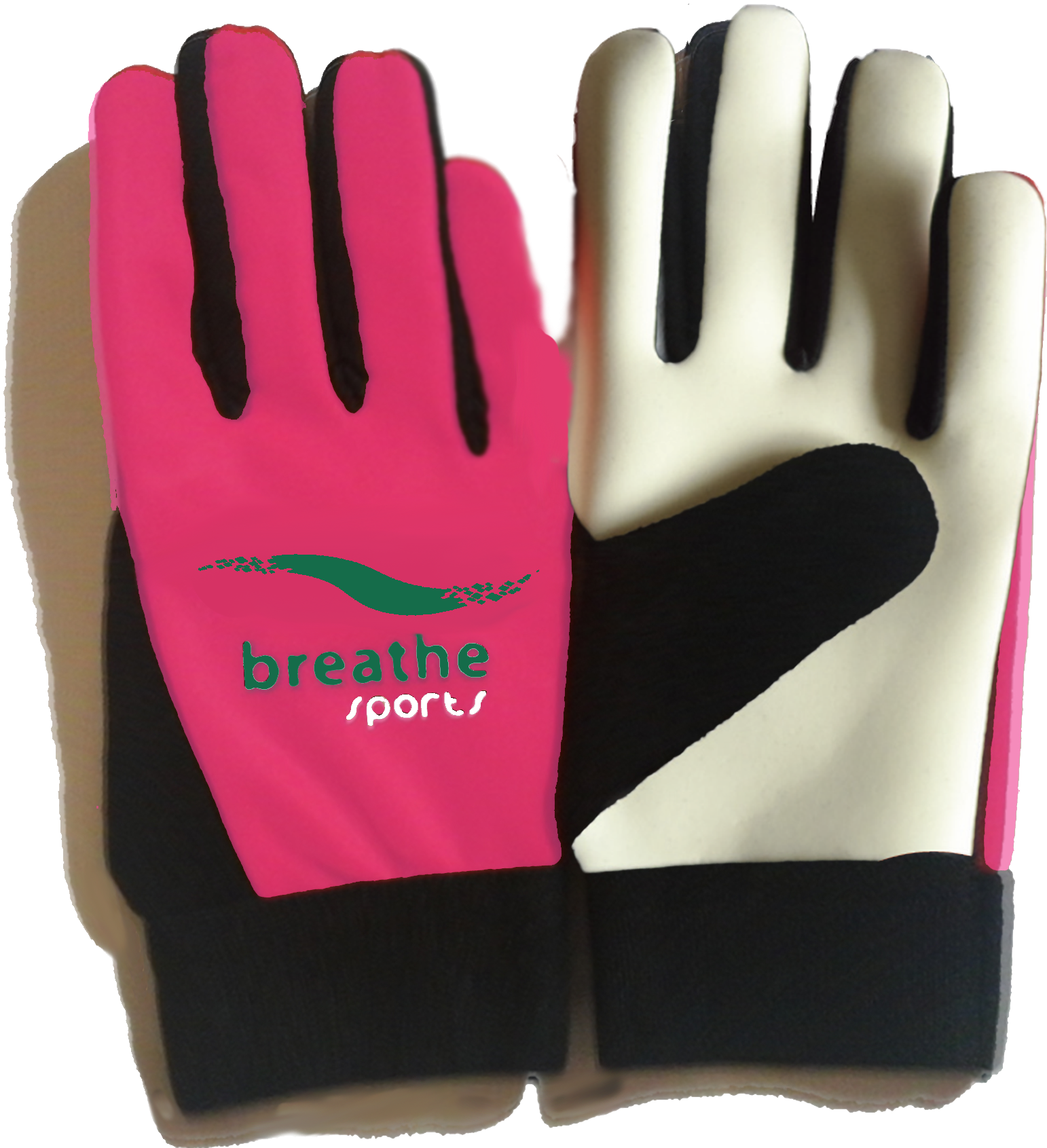 Kids Gloves (Pink/White)