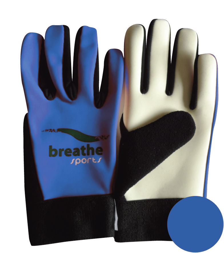 Kids Gloves (Blue/White)